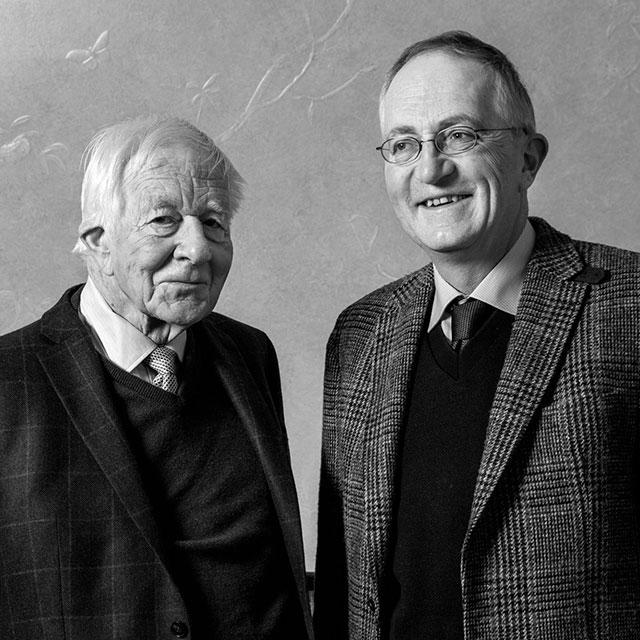 Michel & Frederic Lafarge